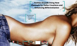 Copy of fashion branding