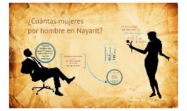 Mujeres y hombre nayarit