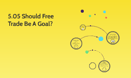 5.05 Should Free Trade Be A Goal?