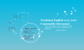 Copy of Freshmen English Com. A