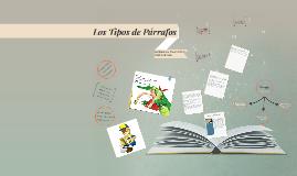 Copy of los tipos de parrafos