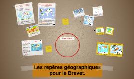 Les repères géographiques pour le Brevet.