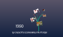 TESINA ANNI 1950