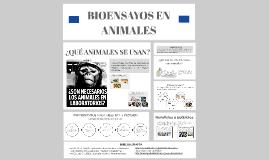 Bioensayos en animales