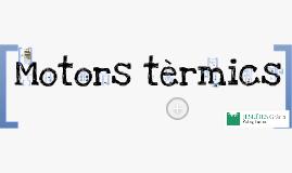 Motors Tèrmics