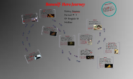 beowulf hero s journey A description of joseph campbell's 12 stages of a hero by zradel97.