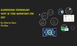 Copy of Blockchain technology