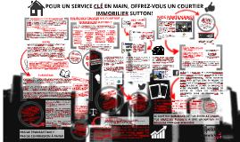 POUR UN SERVICE CLÉ EN MAIN, OFFREZ-VOUS UN COURTIER IMMOBIL