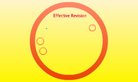 Tips for Effective Revision