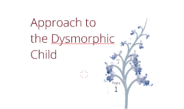 Copy of Copy of Dysmorphic Child