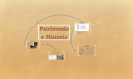 Patrimonio e Historia