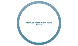 Pr0duct P!acement Facts