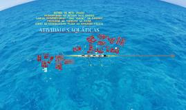 Ativ. Aquáticas (Surg e desenv. das AA - Profissional - Prop. da água)