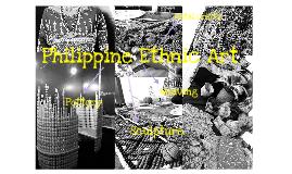 Copy of Philippine Ethnic Art :O