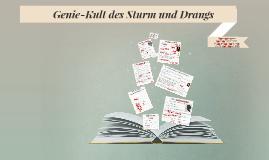 Genie-Kult des Sturm und Drangs