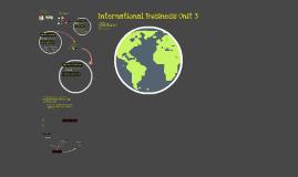 International Business Unit 3 A2