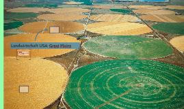 Landwirtschaft USA: Ogallala Aquifer