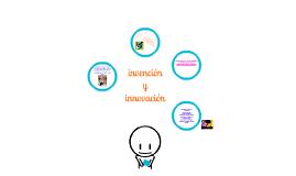 invención y innovación