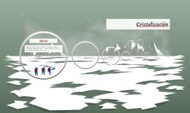Criztalización