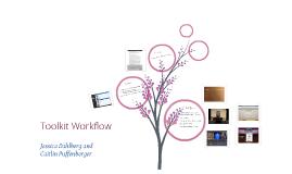 iPadJournos Tool Kit Workflow