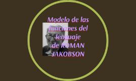 Modelo de las funciones del lenguaje