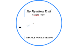 My Reading Trail