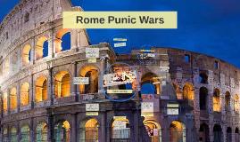 Rome Punic Wars