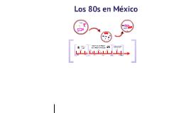 Los Ochentas en México