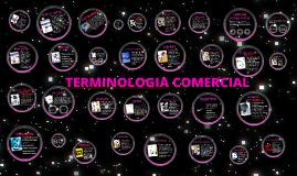 TERMINOLOGIA COMERCIAL