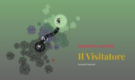 Itinerario carismatico II Il Visitatore