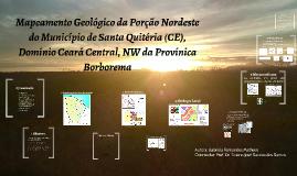 Mapeamento Geológico da Porção Nordeste do Município de Sant