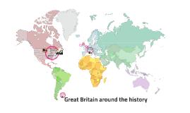 Great Britain around the history