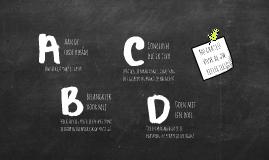 Copy of ABCD-reflectie: voor al uw intervisie-bijeenkomsten!