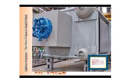 Caldeiras Industriais – Tipo tubos de água ou Aquatubulares