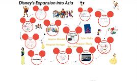 Disneys Expansion