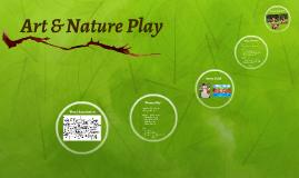 Art & Nature Play