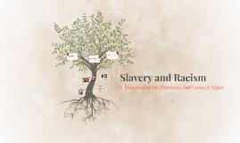 Cause Effect Slavery Huck Finn