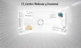 Copy of EL  Cerebro Motivado y Emocional