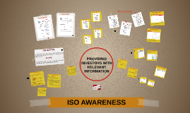 Copy of ISO AWARENESS