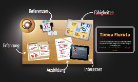 Resume by Timea Floruta (DE)