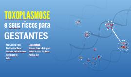TOXOPLASMOSE E SEUS RISCOS PARA GESTANTES