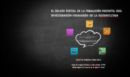 El Relato Digital en la formación docente: una investigación