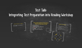 Test Talk: