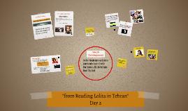 """from Reading Lolita in Tehran"""