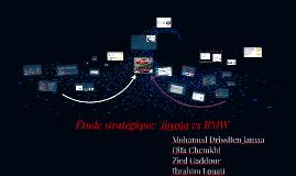 Étude stratégique Toyota vs BMW