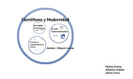 Cientifismo y Modernidad