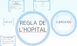 Copy of REGLA DE L'HOPITAL