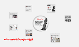 anti-harassment Campaigns in Egypt