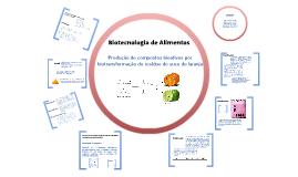 Copy of Apresentação Biotecnologia