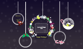 Copy of Happy Holidays- A Reusable Prezi Greeting Card